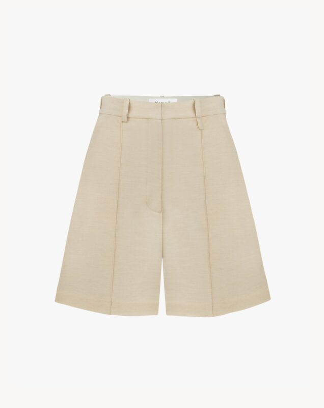 Light-beige shorts